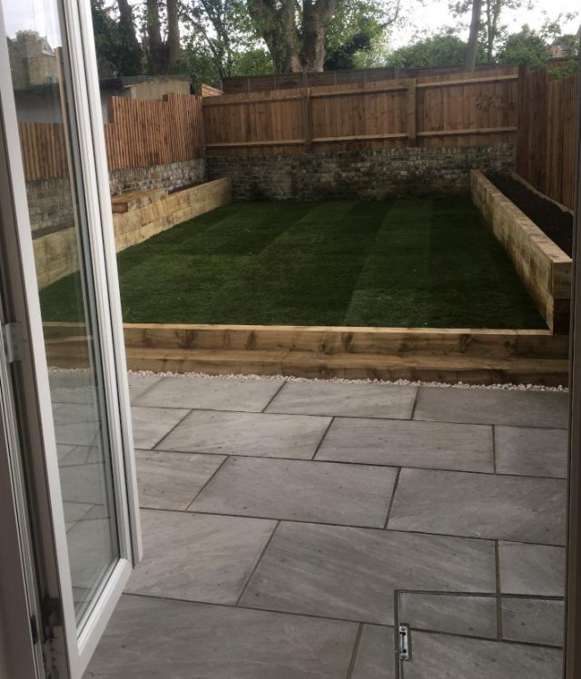 Artificial Grass Walthamstow 6 Image