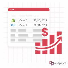 Product Listings & Invoicing Simple With Onepatc