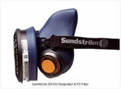 Sundstrom Sr100 Respirator & P3 Filter