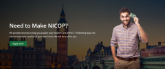 Apply For Nicop Online