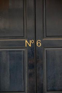 Best Front Door Numbers Uk