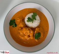 Homemade And Delicious Butter Chicken-Rapchik