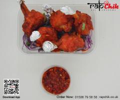 Crispy Chicken Lolipop-Rapchik