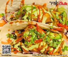 Chicken Tikka Taco - Rapchik
