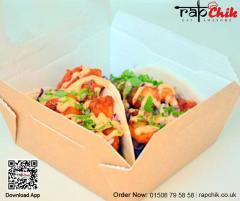 Try Most Popular Fish Koliwada Taco-Rapchik