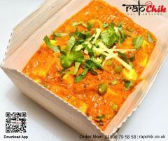 Order Aromatic Spicy Paneer Matar Masala - Rapch