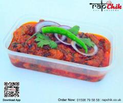 Delicious Lamb Bhuna - Authentic Food - Rapchik