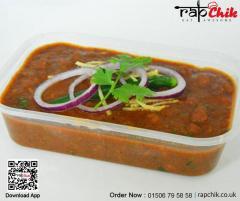 Delicious Punjabi Amritsari Choley - Rapchik