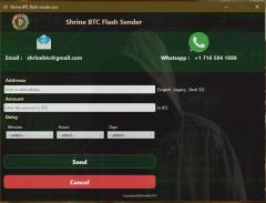 Bitcoin Flash Transaction Sender Tool 2021