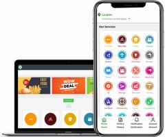 Gojek Like App Solution