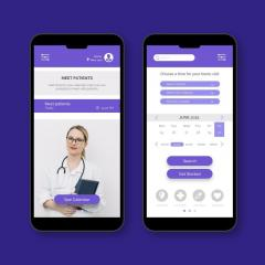 Develop Online Consultation App Like Practo