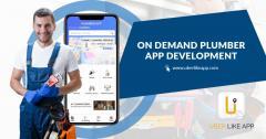Uber For Plumbers App Solution