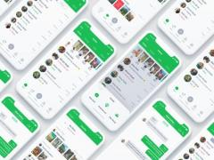 Whatsapp Clone - End-To-End Encrypted Instant Me