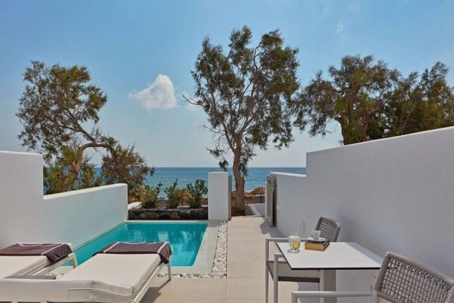5-Star Santorini Luxury Escape wFlights & Meals 3 Image