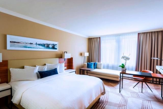 3 Nights 5-Star Prague Marriott wFlights & Breakfast 3 Image
