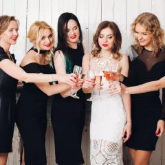 Bridesmaids Dresses By Goddiva