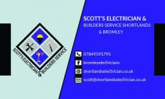 Electricians Near Me Bromley
