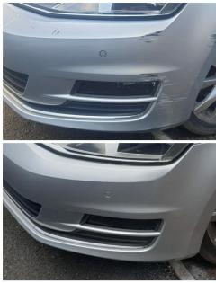 Get Efficient Bumper Scratch Repair In The Uk Fr