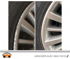 Best Alloy Wheel Repair Service - Autoscratch