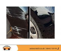 Wheel Refurbishment - Smart Repair - Autoscratch