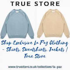 Shop Exclusive La Paz Clothing - Shirts, Sweatsh