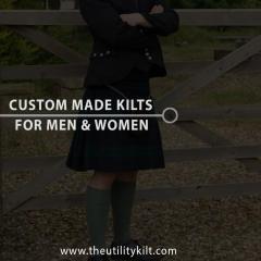 Scottish Mens Utility Kilts