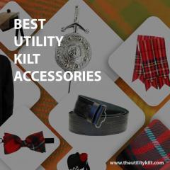 Best Utility Kilt Accessories