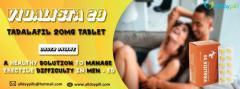 Vidalista 20Mg L Tadalafil 20Mg Tablets