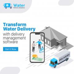 Water Delivery App