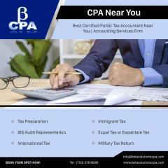 Certified Public Accountants Near You  Accountin