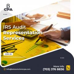 Irs Audit Representation Services  Tax Preparati