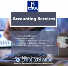 Best Accounting Services In Tysons, Virginia  Be