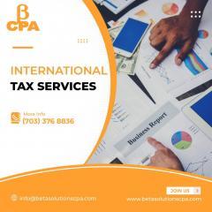 Certified Public Accountants Tysons  Tax Account