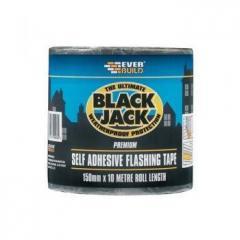 Black Jack Self Adhesive Flashing Tape - 10M