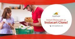 Launch An Instacart Like App Right Away