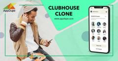 Get Into Clubhouse Clone App Development Now