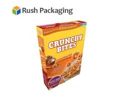 Customized Wholesale Cereal Boxes With Free Ship