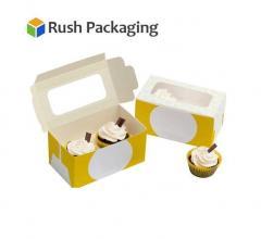 Get Original Donut Packaging Boxes At Rushpackag