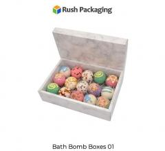 Best Quality Of Bath Bomb Packaging With Free Sh