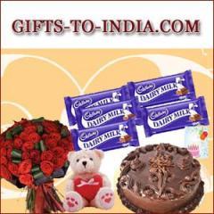 Send Rakhi Gifts To Dehradun Same Day At Low Cos
