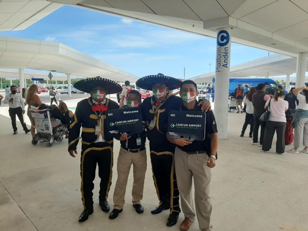 Cancun Airport Transportation & Cancun Airport Transfers 3 Image