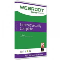 Buy Webroot Antivirus Protection And Internet Se