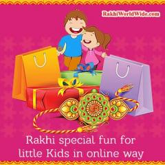 Order Online To Send Delicious Rakhi With Sweets