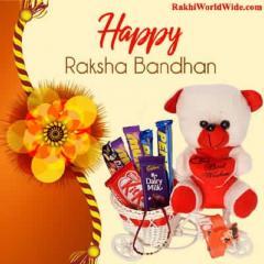 Buy Rakhi & Chocolates Online At The Lowest Pric
