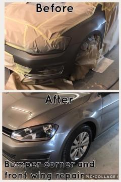 Bumper Scuff & Scratch Repair Warrington