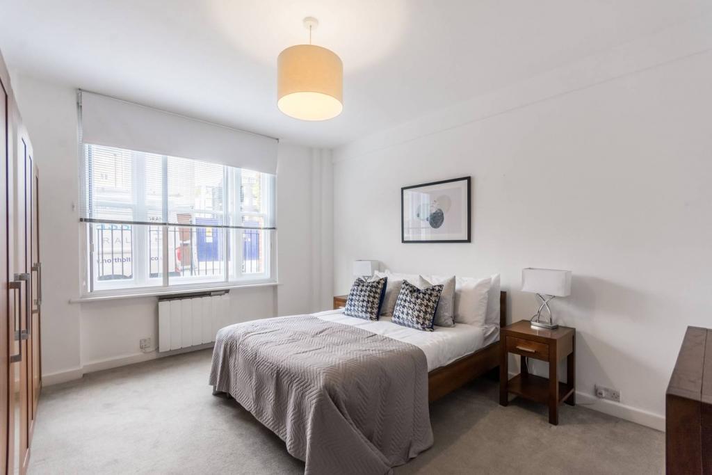 Warmly 1 bedroom flat 4 Image