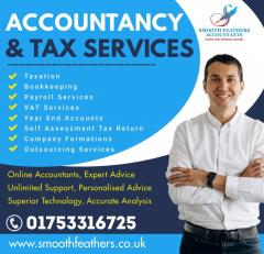 Get The Best Certified Accountants & Tax Consult