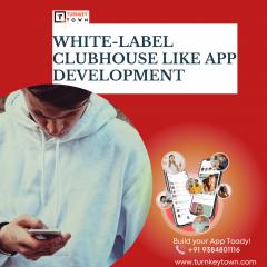 Audio-Based Social Media App  Clubhouse Clone Ap