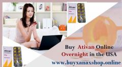Buy Ativan Online Overnight Without Prescription