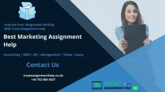 Best Marketing Assignment Help By Treat Assignme